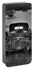 1940's Chevrolet Grille Portable Battery Charger