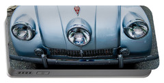 Portable Battery Charger featuring the photograph 1947 Tatra T87 by M G Whittingham