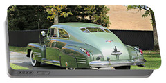 1941 Cadillac Coupe Portable Battery Charger