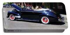 1941  Chevrolet Convertable Portable Battery Charger