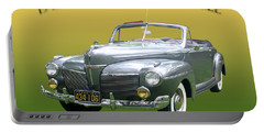1941 Mercury Eight Convertible Portable Battery Charger