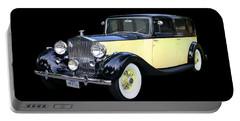 1941 Rolls-royce Phantom I I I  Portable Battery Charger