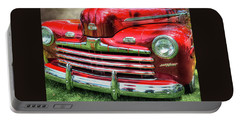 1946 Ford 2 Door Super De Luxe Coupe Portable Battery Charger