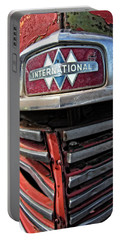 1946 International Harvester Truck Grill Portable Battery Charger