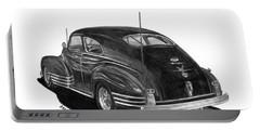 1947 Chevrolet Fleetline Portable Battery Charger