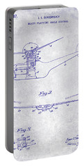 1947 Helicopter Patent Blueprint Portable Battery Charger