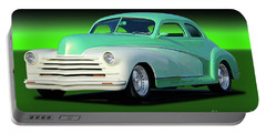 1948 Chevrolet Business Coupe Portable Battery Charger