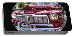 1948 Mercury Convertible Portable Battery Charger