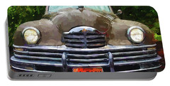 1948 Packard Super 8 Touring Sedan Portable Battery Charger