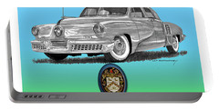 1948 Tucker Portable Battery Charger