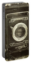 1949 Century Graphic Vintage Camera Portable Battery Charger