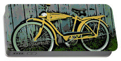 1949 Shelby Donald Duck Bike Portable Battery Charger