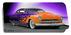 1950 Mercury 'hot Wheels' Coupe Portable Battery Charger