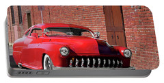 1951 Mercury 'no Parking' Custom Coupe Portable Battery Charger