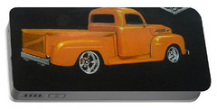 1952 Ford Pickup Custom Portable Battery Charger