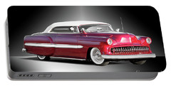 1953 Chevrolet Custom Convertible Portable Battery Charger