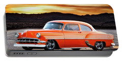 1954 Chevrolet Coupe Portable Battery Charger