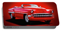 1954 Chevrolet Custom Bel Air Convertible Portable Battery Charger