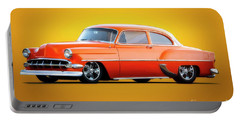 1954 Chevrolet Custom Bel Air Coupe Portable Battery Charger