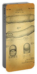 1954 Weiner Mobile Patent Portable Battery Charger by Dan Sproul