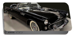 1955 Ford Thunderbird Convertible Portable Battery Charger