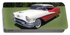 1955 Oldsmobile Super 88 Holiday Portable Battery Charger