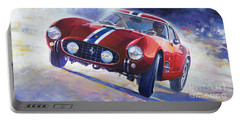 1956 Ferrari 250 Gt Berlinetta Tour De France Portable Battery Charger