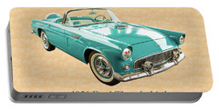 1956 Ford Thunderbird 5510.03 Portable Battery Charger