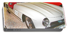 1956 Mercedes Benz Portable Battery Charger
