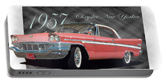 1957 Chrysler New Yorker Portable Battery Charger