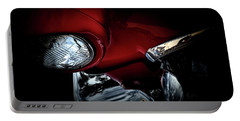 Portable Battery Charger featuring the photograph 1957 Ford Thunderbird, No.6 by Eric Christopher Jackson