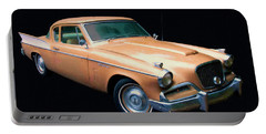 1957 Studebaker Golden Hawk Digital Oil Portable Battery Charger