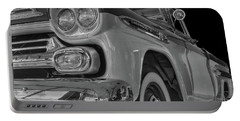 1959 Chevrolet Apache - Bw Portable Battery Charger