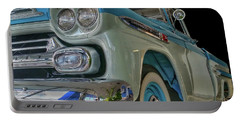 1959 Chevrolet Apache Portable Battery Charger