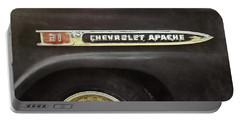 1959 Chevy Apache Portable Battery Charger