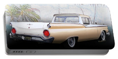 1959 Ford Ranchero 1st Generation Portable Battery Charger