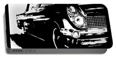 1959 Lincoln Continental Tee Portable Battery Charger