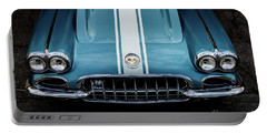 1960 Corvette Portable Battery Charger