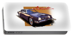 1963 Avanti Portable Battery Charger