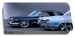 1964 Chevrolet Custom Impala Portable Battery Charger