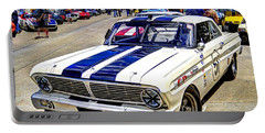 1964 Ford Falcon #51  Portable Battery Charger