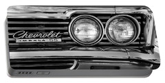 1966 Chevrolet Impala S S Portable Battery Charger