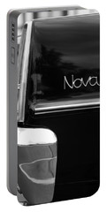 1966 Chevy Nova II Portable Battery Charger by Gordon Dean II