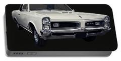 1966 Pontiac Gto Convertible Portable Battery Charger