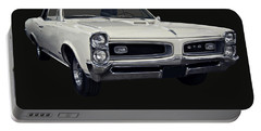 1966 Pontiac Gto Convertible Portable Battery Charger