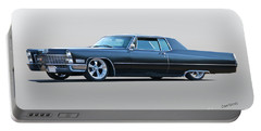 1967 Cadillac Custom Coupe Deville I Portable Battery Charger
