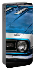 1968 Chevy Camaro Ss 396 Portable Battery Charger