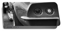 1969 Chevrolet Corvette Stingray Portable Battery Charger by Gordon Dean II