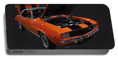 1969 Chevy Camaro Z28 Portable Battery Charger