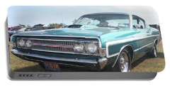 1969 Ford Gran Torino Portable Battery Charger